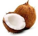 coconut fruit name in hindi