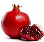 pomegranete fruit name in hindi