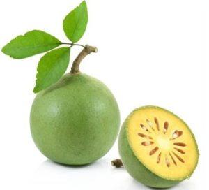 WOOD APPLE fruit name in hindi